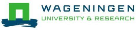 Wageningen University & Research, Wageningen, the Netherlands